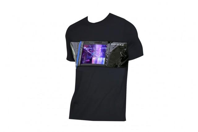 Flexible Shirt